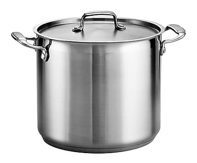 Tramontina Gourmet Stainless Steel Stock Pot w/