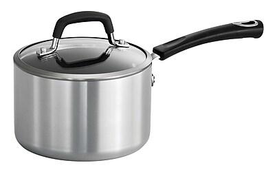 Tramontina Aluminum Nonstick Sauce Pan w/ Lid; 2 Qt.