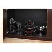 Rebrilliant 4-Tier Pan Rack Kitchenware Divider (Set of 2)