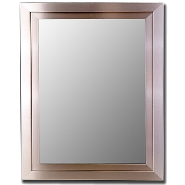 Darby Home Co Bevelled Framed Accent Wall Mirror