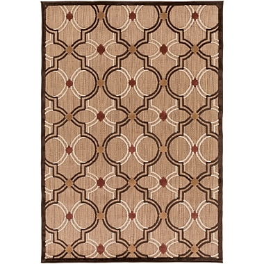 Charlton Home Carver Outdoor Rug; 3'9'' x 5'8''