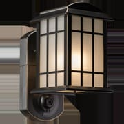 Maximus Smart Security w/ Camera 1-Light Outdoor Wall Lantern