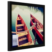 Alcott Hill Wood Picture Frame
