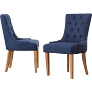 One Allium Way Abbey Side Chair (Set of 2)