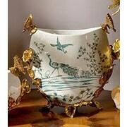 Westmen Lights Porcelain Centerpiece Table Vase