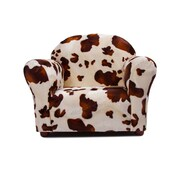 Zoomie Kids Jovanni Kids Faux Fur Club Chair