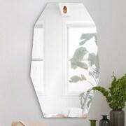 Ren-Wil Morna Unframed Octagonal Accent Wall Mirror