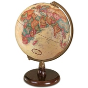 Darby Home Co 9'' Raised-Relief World Globe