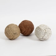 Assorted Rattan Ball, 3/Pack (7603-TX7217-S3)