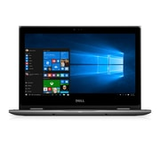 "Dell Inspiron 13 5000 I5378-5656GRY-PCA 13.3"" Touch Screen 2-in-1 Laptop, Intel Core i5-7200U, 256 GB SSD, 8 GB DDR4, Win10 Home"