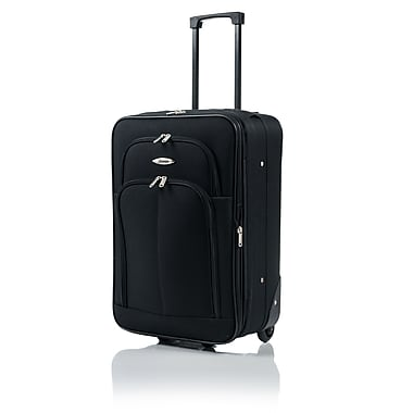 Champs Soft-Side Wheeled Carry-On Luggage