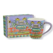 Lang Believe 17oz Ceramic Cafe Mug
