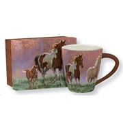 Lang ? Tasse de café en céramique « Morning Sun » 17 oz