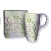 Lang Lavender 18oz Ceramic Latte Mug