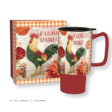 Lang Farmers Market 18oz Ceramic Travel Mug