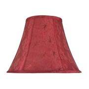 Aspen Creative Corporation 14'' Fabric Bell Lamp Shade