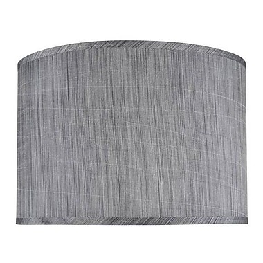 Aspen Creative Corporation 16'' Fabric Drum Lamp Shade