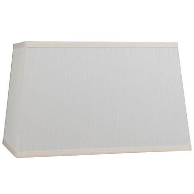Aspen Creative Corporation 16'' Fabric Rectangle Lamp Shade