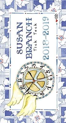 TF Publishing 2018 Susan Branch 2 Yr Pocket Planner (18-7033)