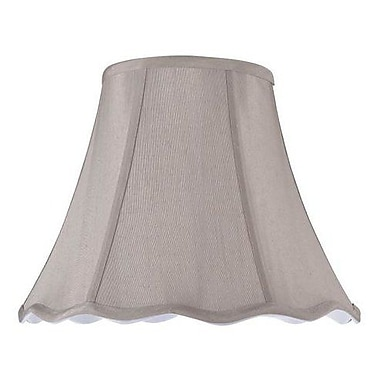Aspen Creative Corporation 14'' Silk Bell Lamp Shade
