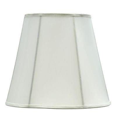 Aspen Creative Corporation 16'' Cotton Empire Lamp Shade