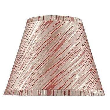 Aspen Creative Corporation 9'' Fabric Empire Lamp Shade