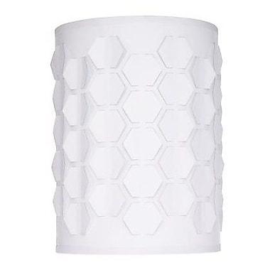 Aspen Creative Corporation 8'' Paper Drum Lamp Shade