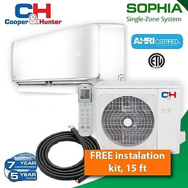 Cooper&Hunter Sophia 36,000 BTU Energy Star Split Air Conditioner w/ Remote