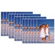 Latitude Run 24 Piece Acrylic Picture Frame (Set of 24); 5'' x 7''