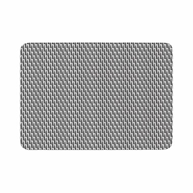 East Urban Home Petit Griffin Mountain Peak Memory Foam Bath Rug; 0.5'' H x 17'' W x 24'' D