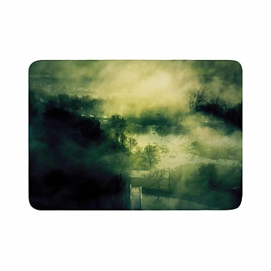 East Urban Home 888 Design Mystical Landscape Memory Foam Bath Rug; 1'' H x 24'' W x 36'' D