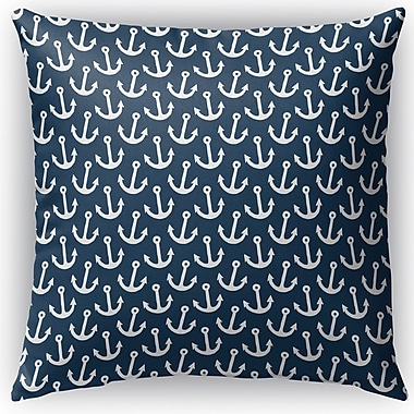 Longshore Tides Melton Indoor/Outdoor Throw Pillow; 26'' H x 26'' W x 4'' D