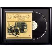 Ivy Bronx Grateful Dead Deluxe Album 'Workingmans Dead' Framed Vintage Advertisement