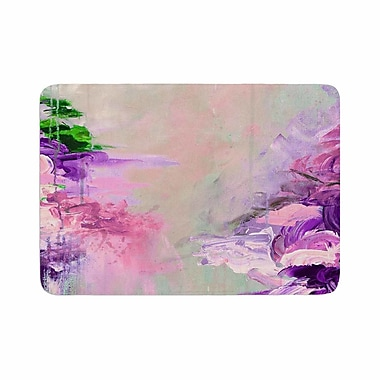 East Urban Home Ebi Emporium Winter Dreamland 4 Memory Foam Bath Rug; 0.5'' H x 24'' W x 36'' D