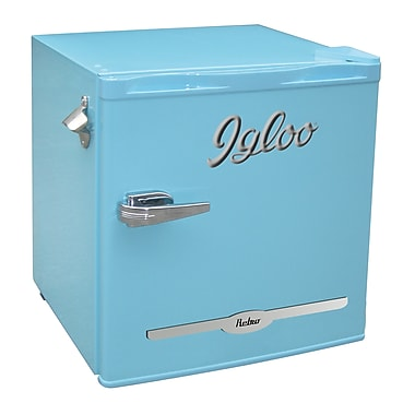 IGLOO FR176 1.6 CU FT Retro Bar FRDGE