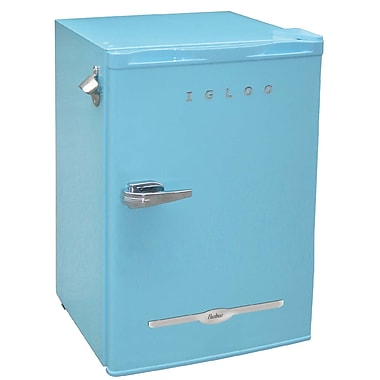 IGLOO FR376 3.2 CU T Retro Bar Fridge