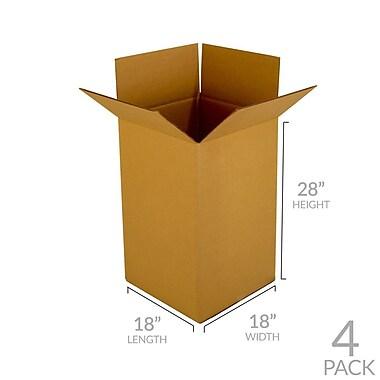 Uboxes – Boîtes de déménagement pour cuisine, 4/paquet