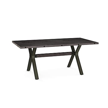 Amisco Laredo Table, Semi-trans