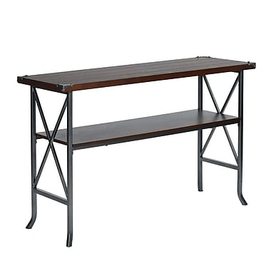 Yaw Console Table