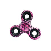 Printed Pattern Fidget Spinner, Assorted Colours