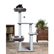 Prevue Hendryx 51'' Kitty Power Paws The Ritz Cat Tree