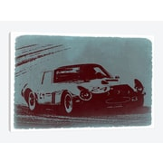 East Urban Home 'Ferrari 250 GTO' Graphic Art Print on Canvas; 18'' H x 26'' W x 1.5'' D