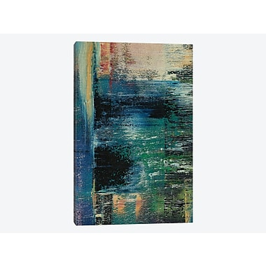 East Urban Home 'Alive One' Painting Print on Canvas; 18'' H x 12'' W x 1.5'' D