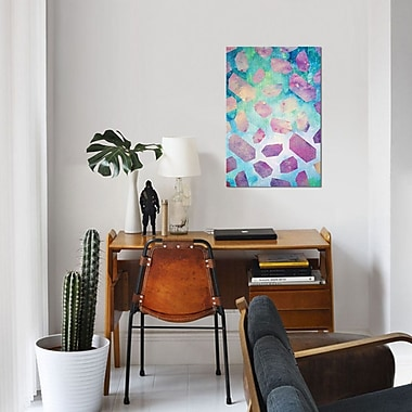East Urban Home 'Ain't This A Fairytale' Graphic Art Print on Canvas; 40'' H x 26'' W x 0.75'' D