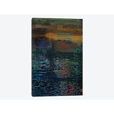 East Urban Home 'Pay No Mind' Painting Print on Canvas; 26'' H x 18'' W x 0.75'' D