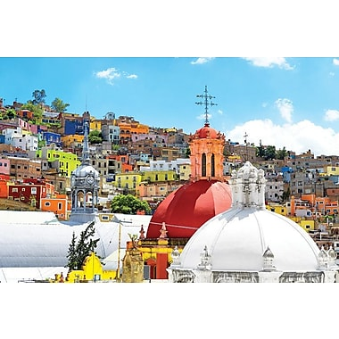 East Urban Home ' Viva Mexico! Series: Guanajuato' Photographic Print on Canvas
