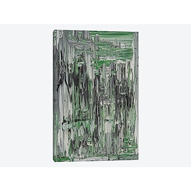 East Urban Home 'Thin Mints Delicious' Painting Print on Canvas; 18'' H x 12'' W x 1.5'' D