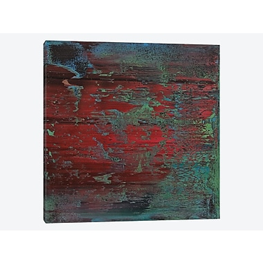 East Urban Home 'UB 41' Painting Print on Canvas; 48'' H x 48'' W x 1.5'' D