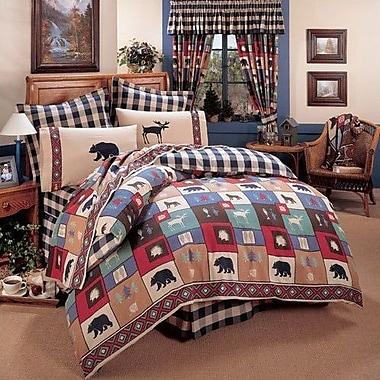 True Grit The Woods Comforter Set; King