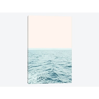 East Urban Home 'Sea Breeze' Photographic Print on Canvas; 18'' H x 12'' W x 0.75'' D